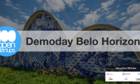 Demoday 100 Open Startups Belo Horizonte