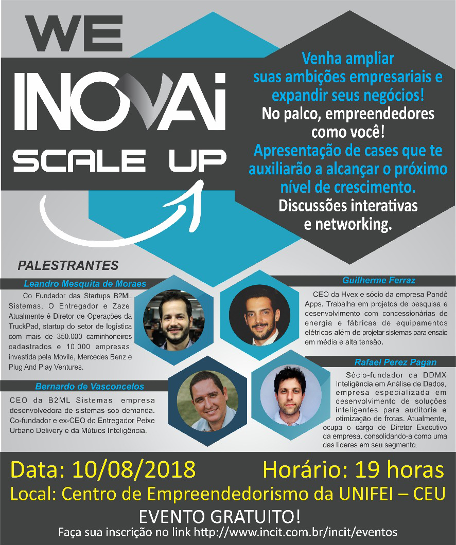 WE INOVAI SCALE UP