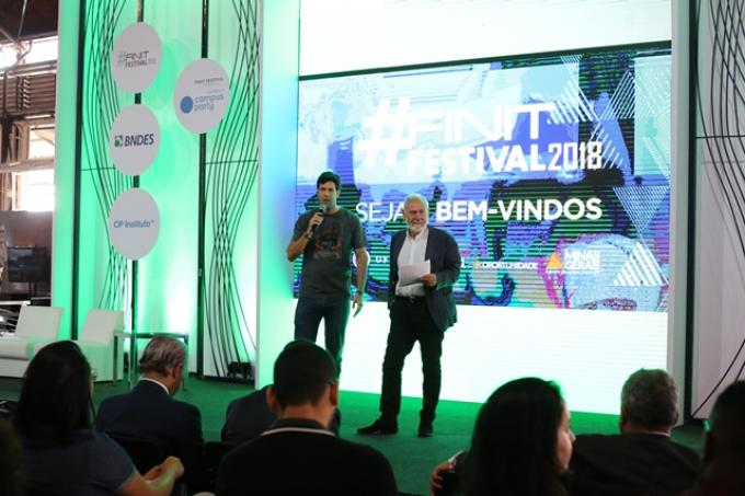 Campus Party  | Finit Festival 2018
