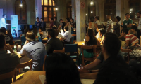 Lemonade realiza meetup no SEED